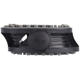 BBB EasyTreck BPD-26 Pedal sort-grå